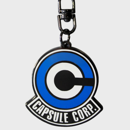 Dragon Ball Z - Porte-Clés Capsule Corp