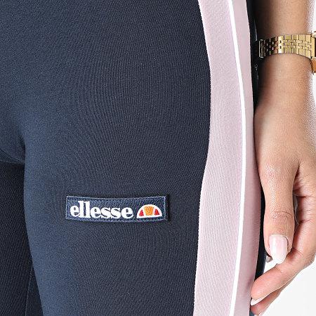 Ellesse - Legging Femme A Bandes Sandra SGI08431 Bleu Marine