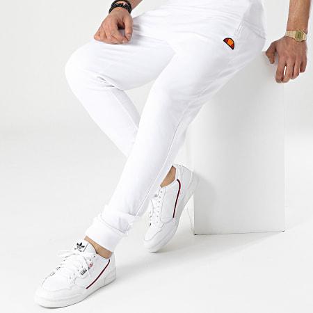Ellesse - Pantalon Jogging Bertoni SHI04351 Blanc