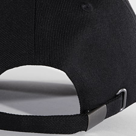 Back To The Future - Casquette Snapback Logo Noir