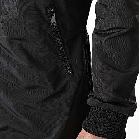Frilivin - Veste Zippée A Capuche QQ625 Noir