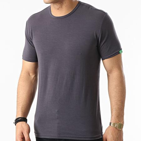 Calvin Klein - Tee Shirt NB2364E Gris Anthracite