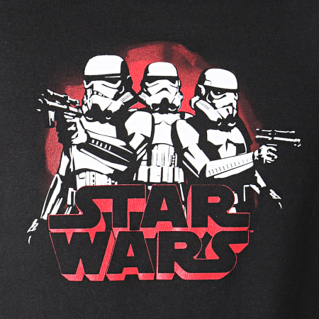 Star Wars - Tee Shirt ABYTEX288 Noir