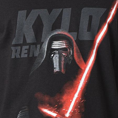 Star Wars - Tee Shirt ABYTEX333 Noir