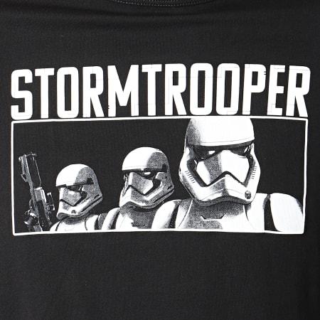 Star Wars - Tee Shirt ABYTEX595 Noir