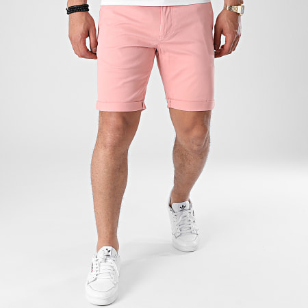 Tommy Jeans - Short Chino Scanton 1076 Rose