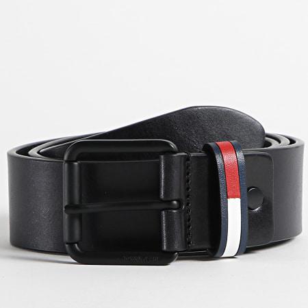 Tommy Jeans - Ceinture Casual Flag Belt 7197 Noir