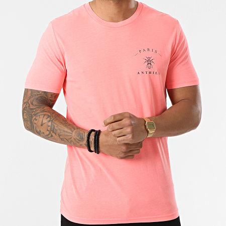 Anthill - Tee Shirt Chest Logo Rose