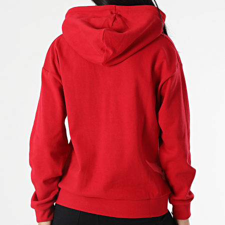 Tommy Hilfiger - Sweat Capuche Femme 2300 Rouge