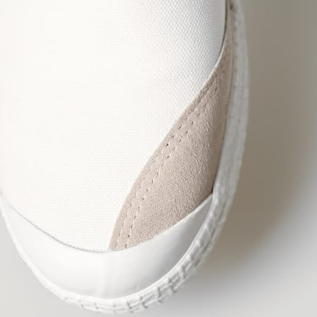 Kawasaki - Baskets Slip On Canvas K212437 White