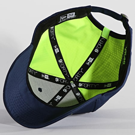 New Era - Casquette 9Forty Lifestyle Perf 12727699 VR46 Bleu Marine