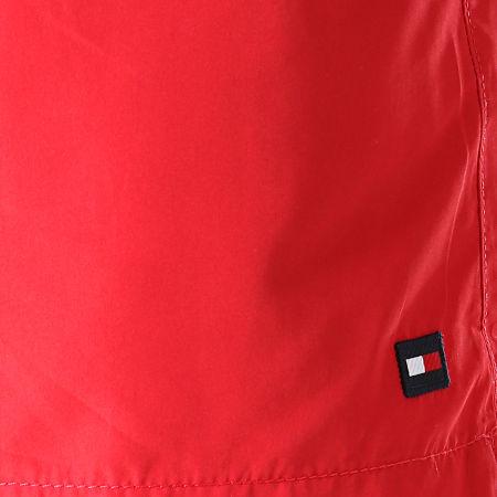 Tommy Hilfiger - Short De Bain Medium Drawstring 2062 Rouge