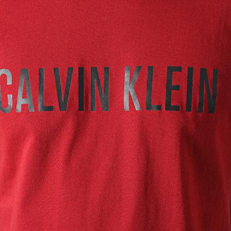 Calvin Klein - Tee Shirt 1959E Bordeaux