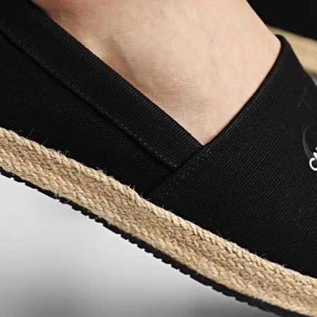 Calvin Klein Jeans - Espadrilles Printed Co 0010 Black