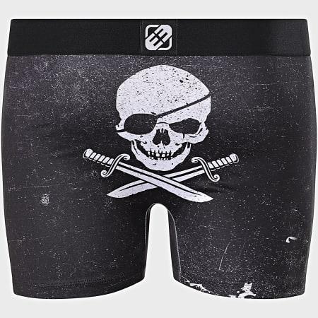Freegun - Boxer Pirate Noir