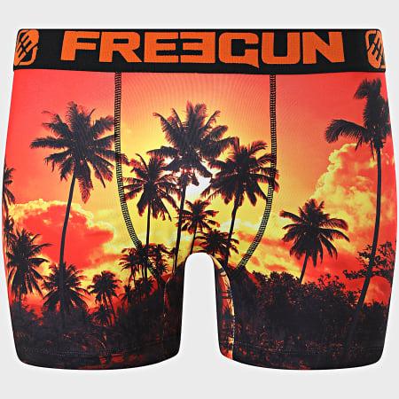 Freegun - Boxer Sunset Orange