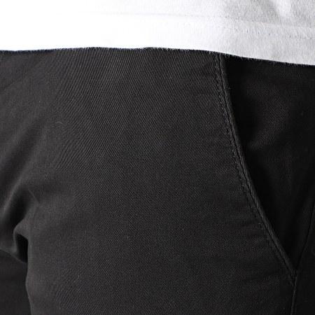 Mackten - Short Chino Slim BD2258 Noir