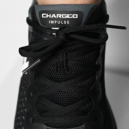 Under Armour - Baskets Charged Impulse 3021950 Black