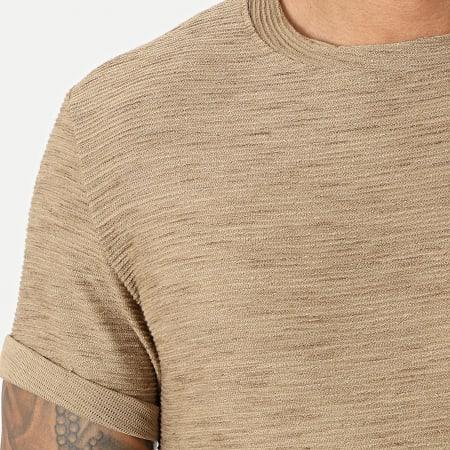 Uniplay -  Tee Shirt Oversize T756 Marron
