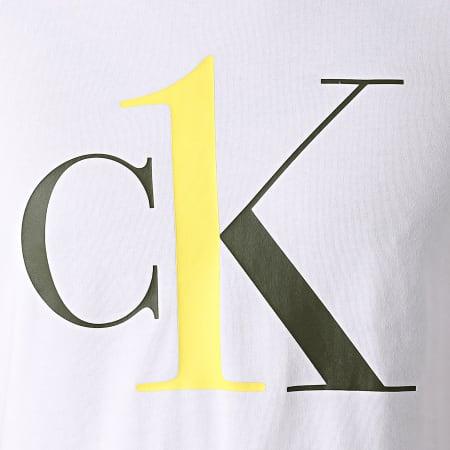 Calvin Klein - Tee Shirt 1903E Blanc