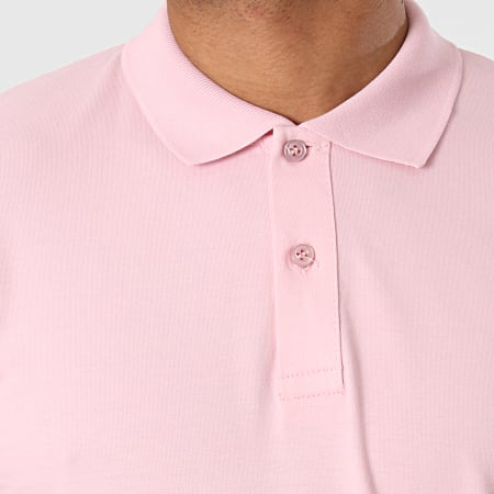 KZR - Polo Manches Courtes 8401 Rose
