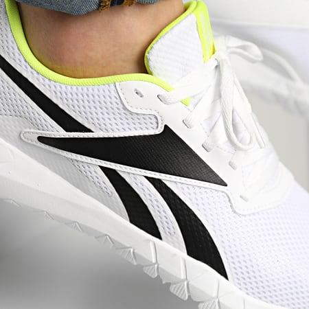Reebok - Baskets Flexagon Energy 3 Memory Tech G55693 Footwear White Core Black Yellow Flare