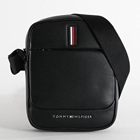 Tommy Hilfiger - Sacoche Metro Mini Reporter 7214 Noir