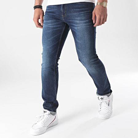 Tommy Jeans - Jean Slim Scanton 9553 Bleu Brut