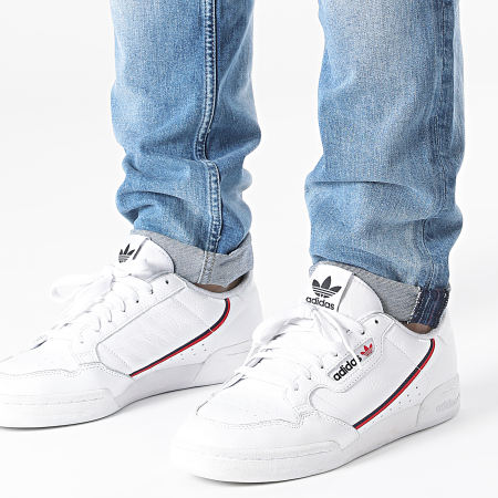 Tommy Jeans - Jean Slim Scanton 9554 Bleu Denim