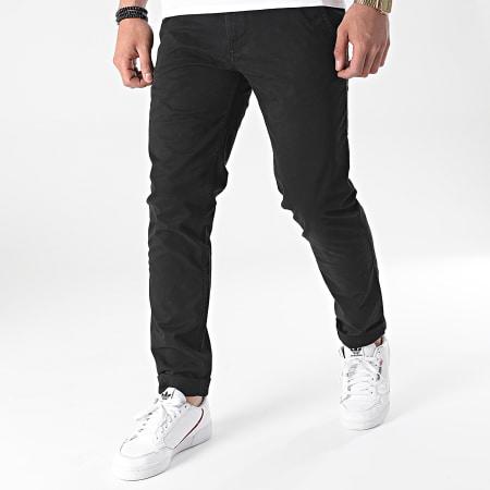Tommy Jeans - Pantalon Chino Slim Scanton 9595 Noir