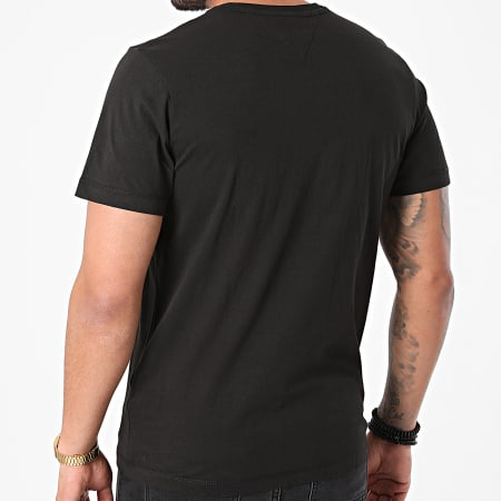 Tommy Jeans - Tee Shirt Classic Jersey 9598 Noir