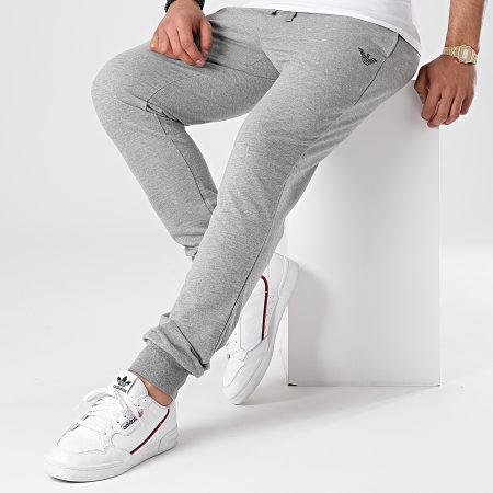 Emporio Armani - Pantalon Jogging 111690-1P566 Gris Chiné