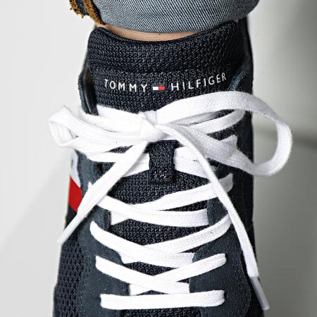 Tommy Hifliger - Baskets Essential Mesh Runner 3417 Desert Sky