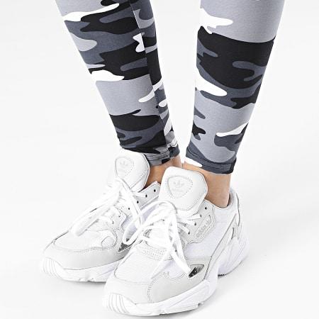Urban Classics - Legging Femme TB1331 Gris Camouflage