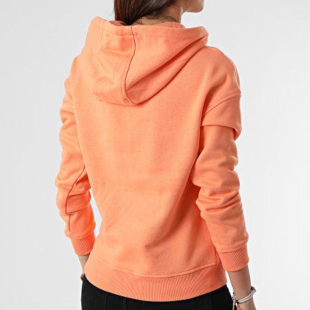 Urban Classics - Sweat Capuche TB1524 Orange