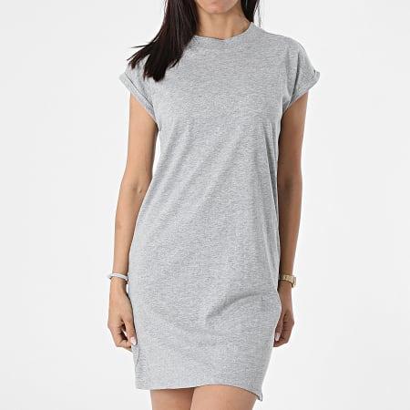 Urban Classics - Robe Tee Shirt Femme TB1910 Blanc