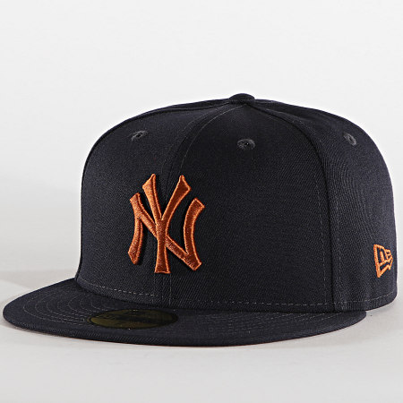 New Era - Casquette Fitted 59Fifty League Essential 60112583 New York Yankees Noir
