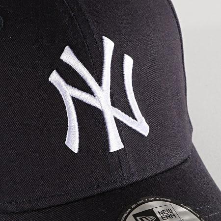 New Era - Casquette 9Forty Side Mark 60112809 New York Yankees Bleu Marine
