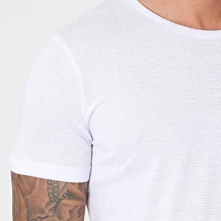 Armita - Tee Shirt Oversize AJT-836 Blanc