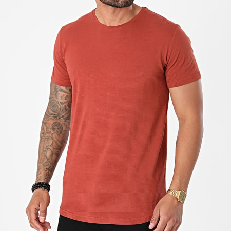 Armita - Tee Shirt Oversize AJT-836 Brique