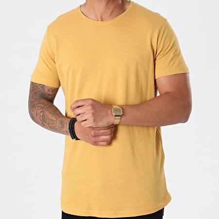 Armita - Tee Shirt Oversize AJT-836 Jaune