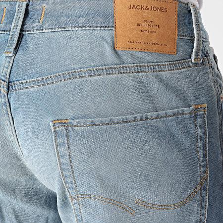 Jack And Jones - Short Jean Rick Icon 12166263 Bleu Denim