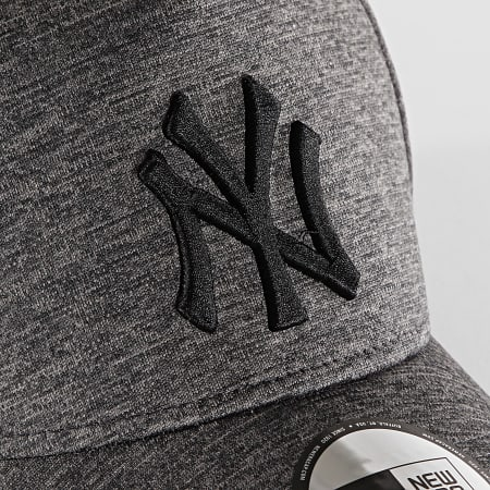 New Era - Casquette Tonal Team 60081203 New York Yankees Gris Anthracite Chiné