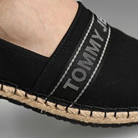 Tommy Jeans - Espadrilles Seasonal 0675 Black