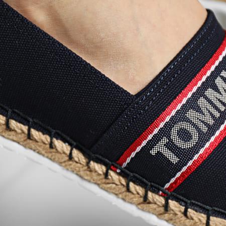 Tommy Jeans - Espadrilles Seasonal 0675 Twilight Navy