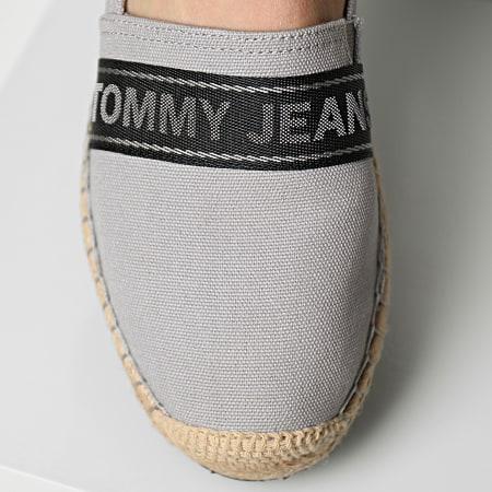 Tommy Jeans - Espadrilles Seasonal 0675 Sterling Grey