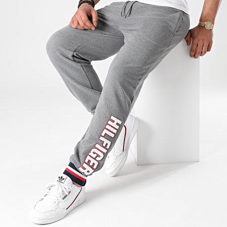 Tommy Hilfiger - Pantalon Jogging 2009 Gris Chiné