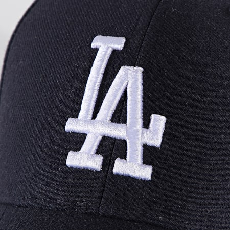 '47 Brand - Casquette MVP Adjustable MVP12WBV Los Angeles Dodgers Bleu Marine
