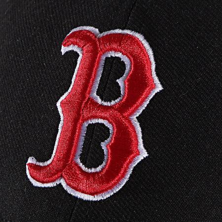 '47 Brand - Casquette MVP Adjustable MVP02WBV Boston Red Sox Noir
