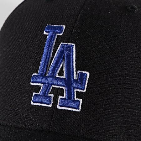 '47 Brand - Casquette MVP Adjustable MVP12WBV Los Angeles Dodgers Noir